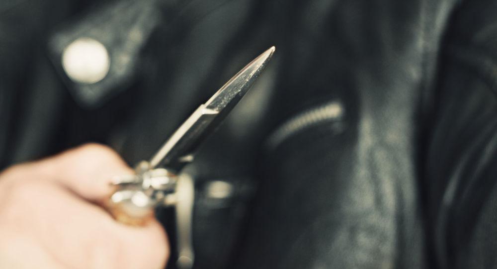 Nůž (ilustrační fotografie)