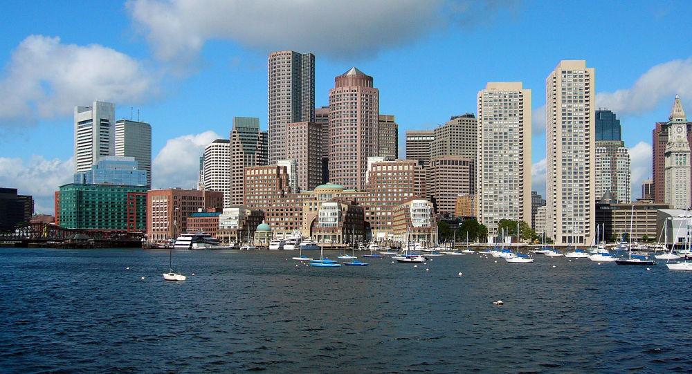 Mrakodrapy v Bostonu