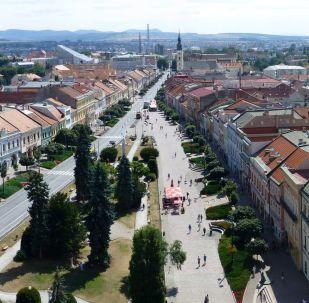 Prešov. Ilustrační foto