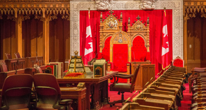 Kanadský Senát