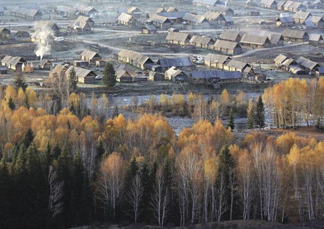 Autonomní oblast Xinjiang Uygur