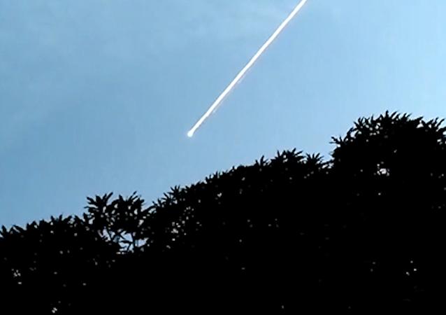 Záhadné koule v Peru. Je to meteorit, letoun nebo UFO?