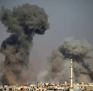 Po leteckém útoku v Sýrii