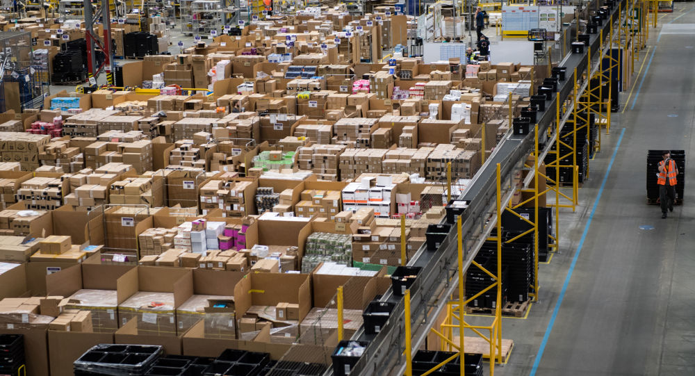 Sklad Amazonu