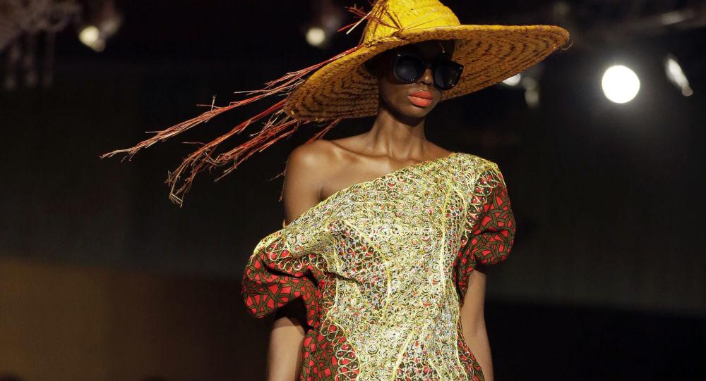 Africký týden módy v Nigérii