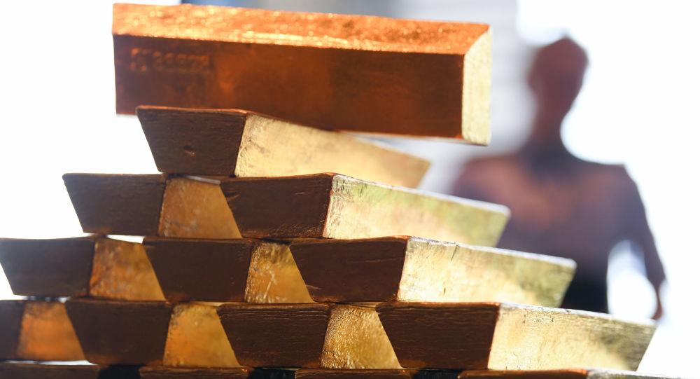 Ruská zlatá horečka pokračuje, rezervy jsou stále vysoké