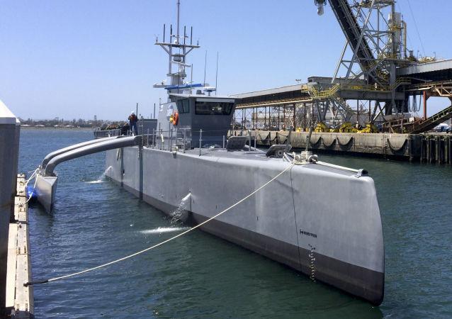 Bezpilotní loď Námořní lovec