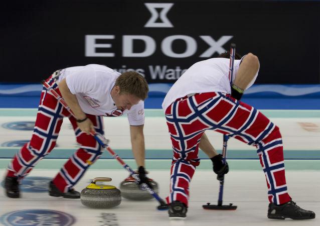Norská reprezentace v curlingu