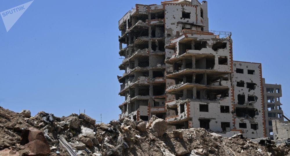 Situace v Sýrii. Ilustrační foto