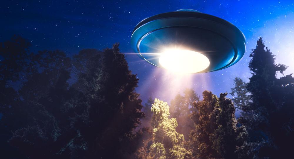 Loď mimozemšťanů
