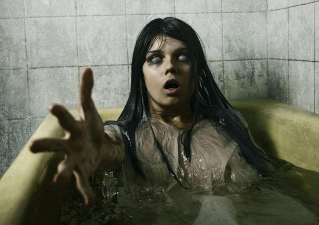 Dívka posedlá ďáblem