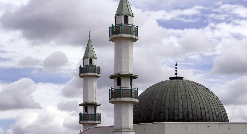 Mešita ve Švédsku