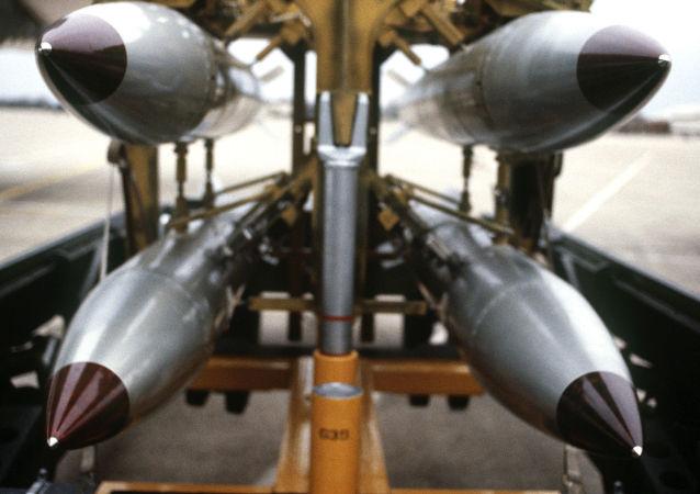 Americké jaderné pumy  B61