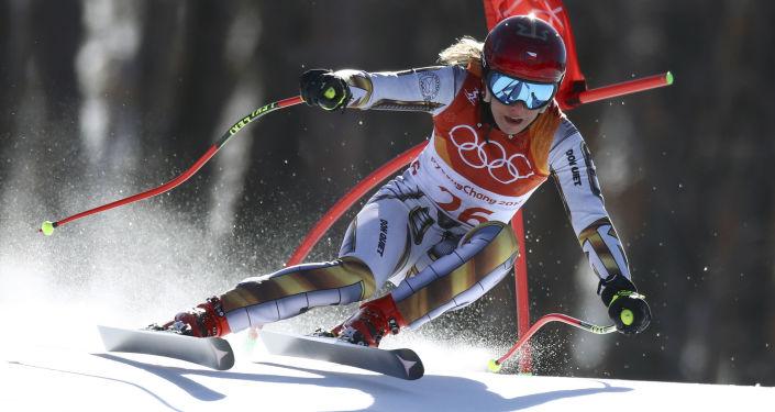 Česká snowboardista Ester Ledecká