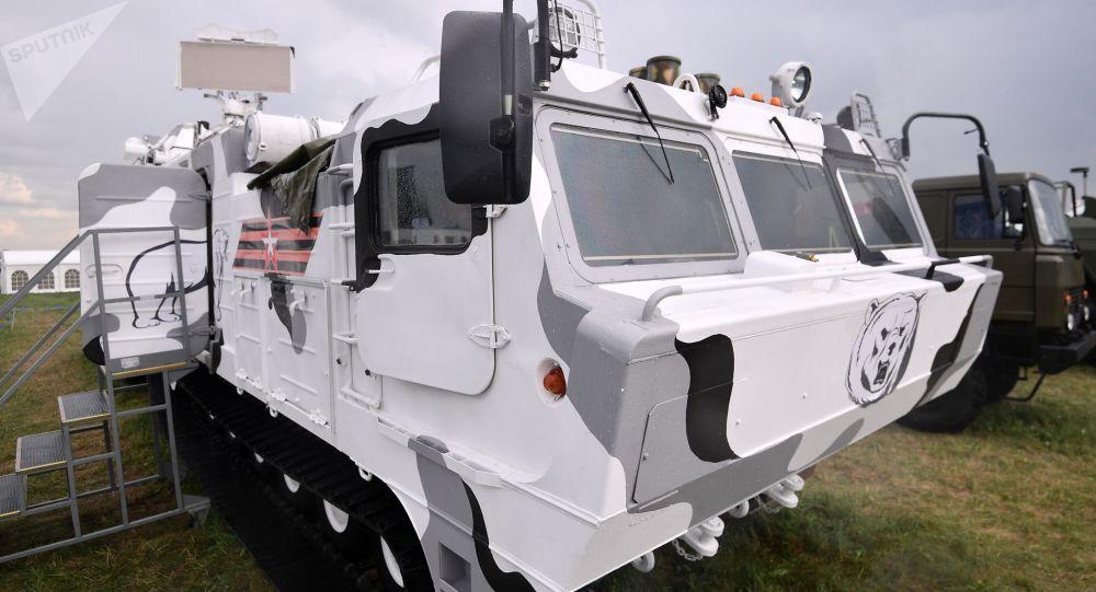 Bylo zveřejněno video zkoušek arktického protivzdušného systému TOR-M2DT