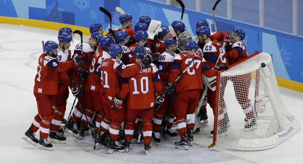 Zápas Česka a Kanady