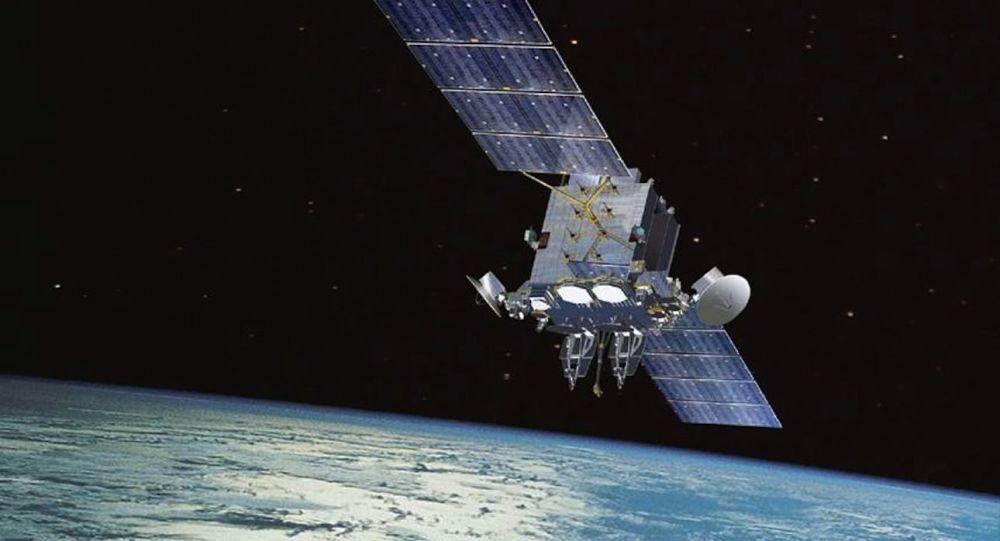 Americký satelit AEHF