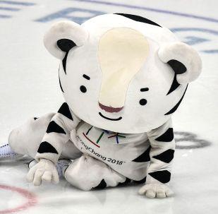 Olympijský maskot