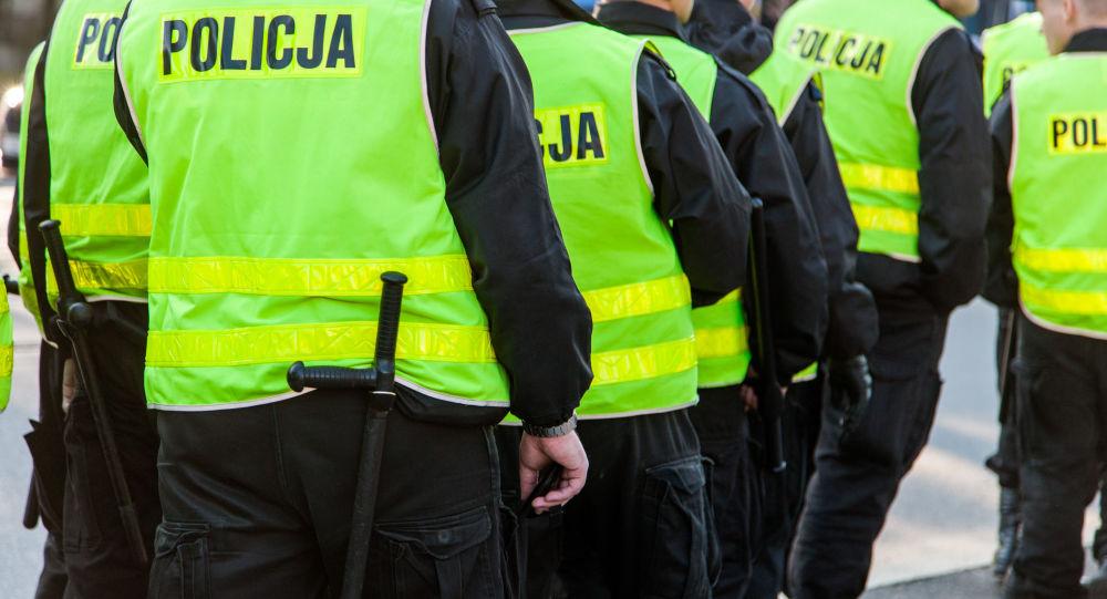 Polští policisté