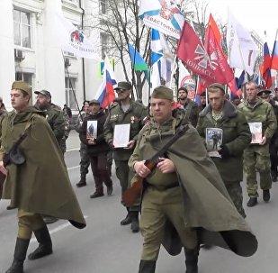 Historické rozhodnutí: Sevastopol si připomněl, jak odmítl uznání státního převratu na Ukrajině