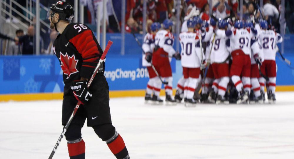 Kanadští hokejisté porazili Česko a vybojovali bronz na ZOH 2018