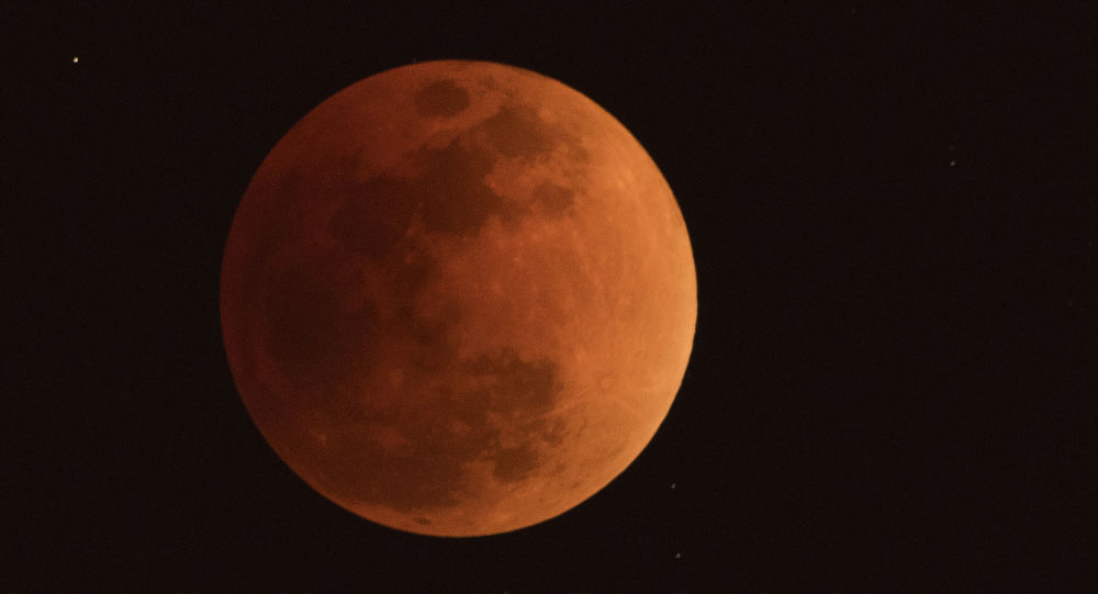 Superměsíc v Pekingu