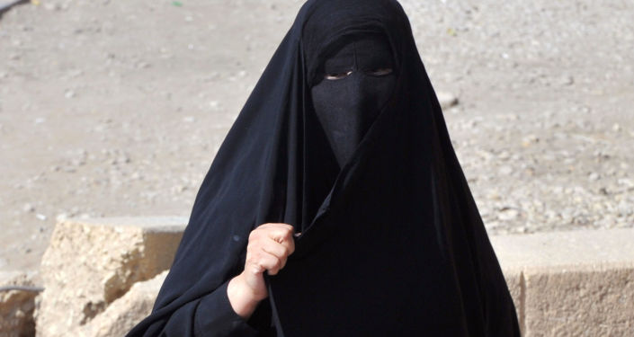 Žena v Saúdské Arábii
