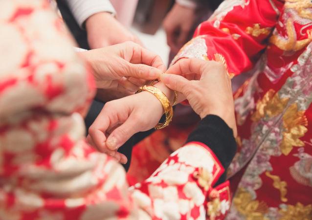 Svatba v Číně