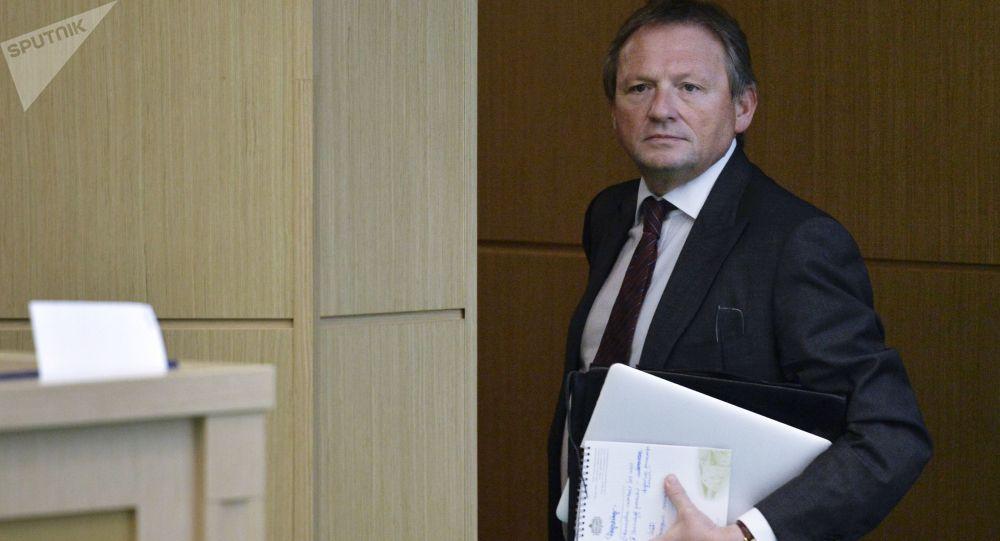 Kandidáti na prezidenta. Boris Titov