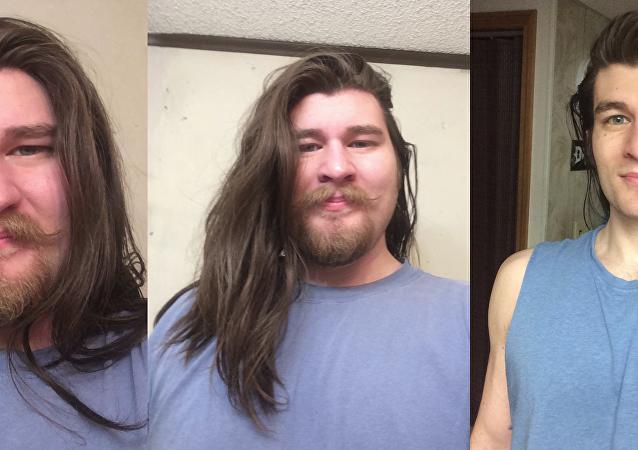 Uživatel Reddit zhubnul 34 kilo a teď vypadá jako oživlý Disney Princ