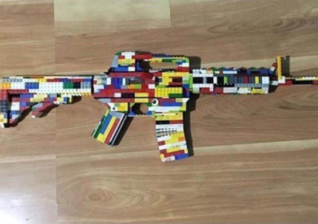 AR-15 z lega