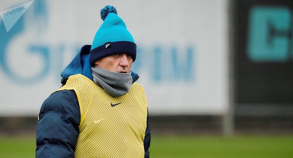 Trenér Roberto Mancini