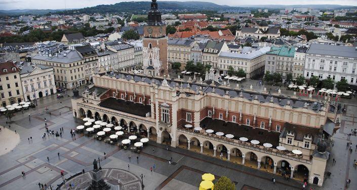 Krakov, Polsko