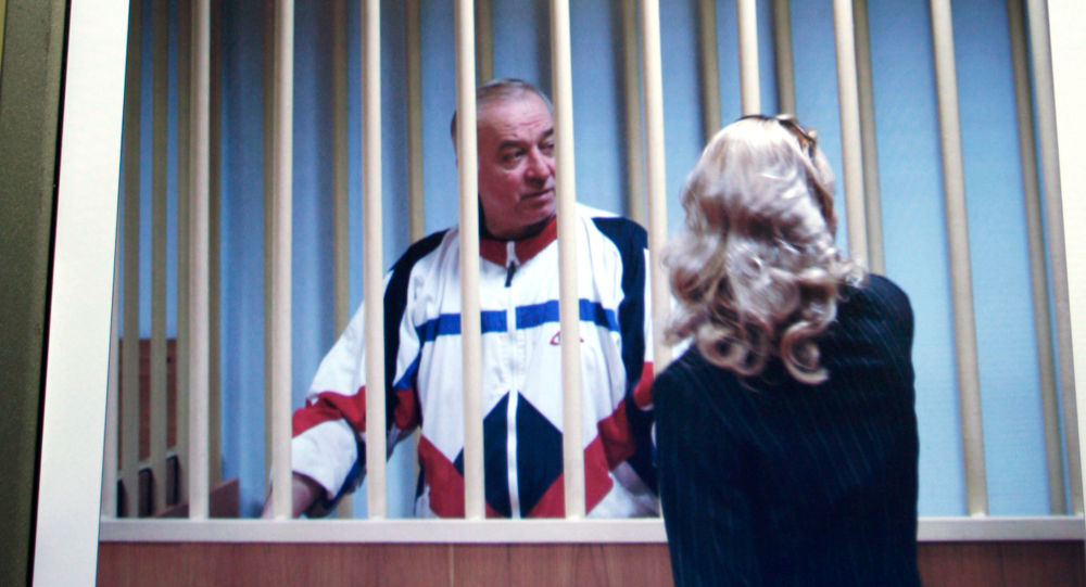 Bývalý plukovník GRU Sergej Skripal