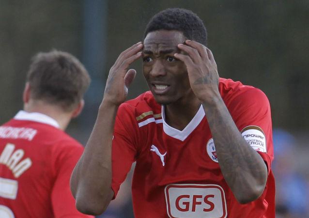 Anglický fotbalista Sanchez Watt