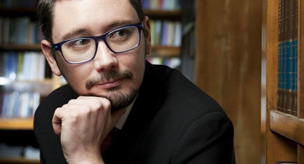 Tiskový mluvčí prezidenta ČR Jiří Ovčáček