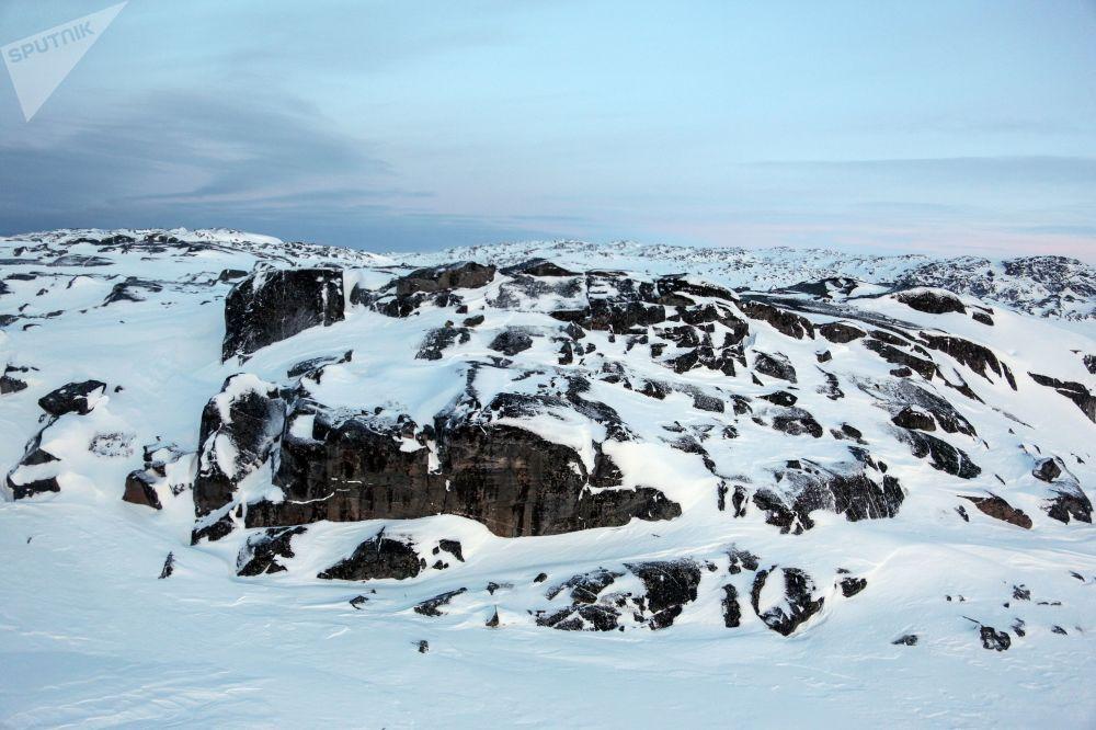 Mráz, vítr a samé ledy: surová zima ruského severu