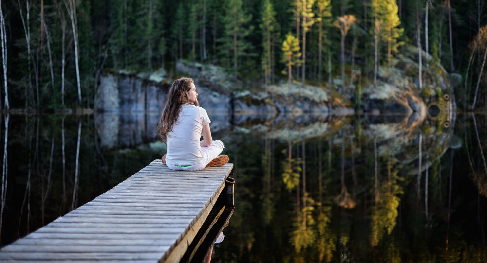 Cestovatel ve Finsku
