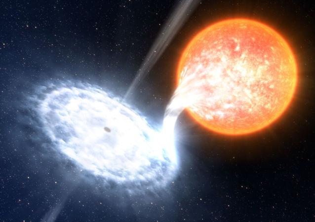 Galaxie GX 339-4
