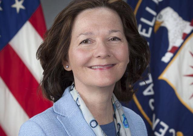 Ředitelka CIA Gina Haspelová