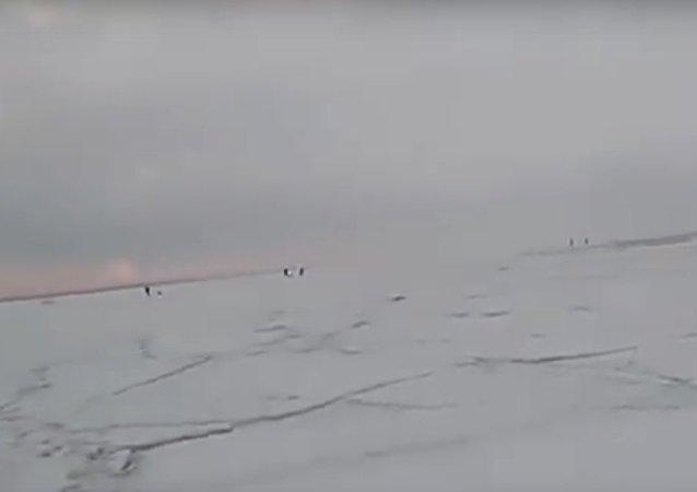 Tsunami na Bajkalu
