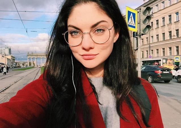 Bývalá modelka Darja Zarykovskaja