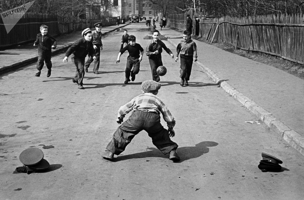 Jak se bavili v SSSR
