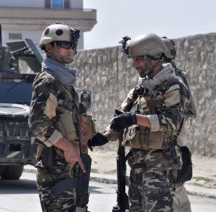 Afghánské tajné služby. Ilustrační foto