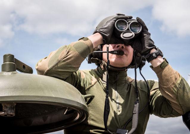 Norský voják