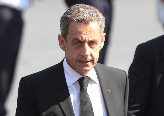 Bývalý francouzský prezident Nicolas Sarkozy. Ilustrační foto