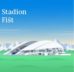 Stadion Fišt