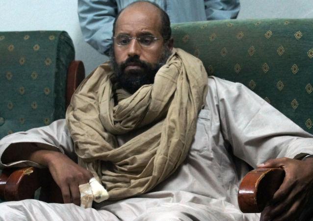 Sajf al-Islám v zajetí v Libyi