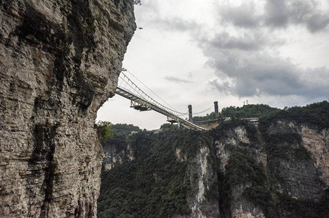 Nejdelší skleněný most
