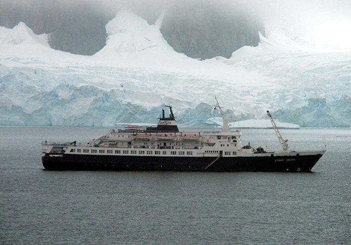 Loď Ljubov Orlova